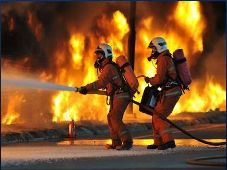智能火灾报警系统