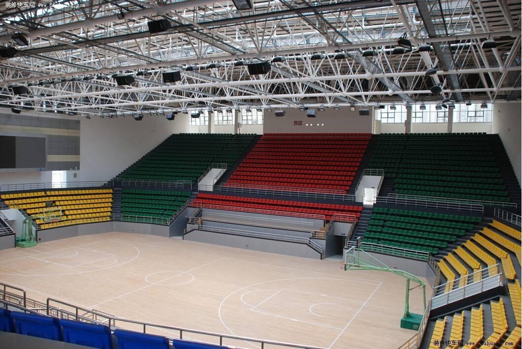 某体育场馆室内UWB人员定位系统