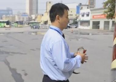 南京市第四届最美交通人徐友祥