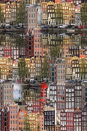 元素都市高楼图片