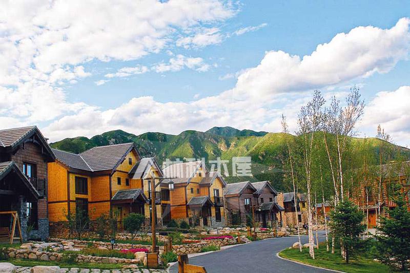 北京天皇山庄项目