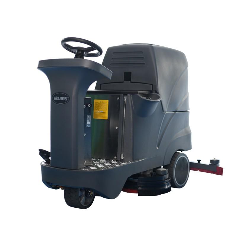 WJS-XD6驾驶式双刷洗地机