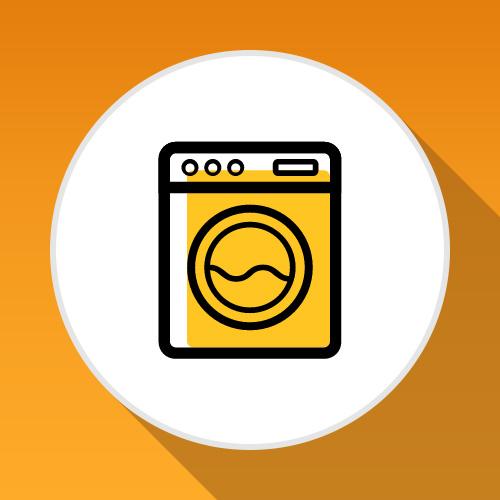 一种分区波轮洗衣机