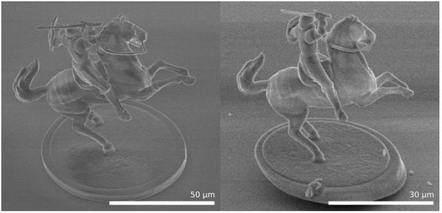 转载:谷研究 l 一种玻璃陶瓷纳米级3D打印技术