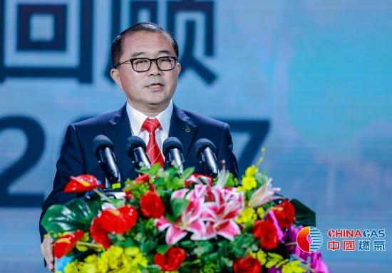 總裁劉明輝接受中國能源報專訪:市場化是推進天然氣發展的最大動力