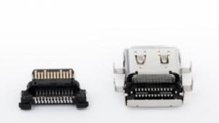 USB-C连接器