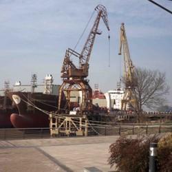 浙江舟山蓬莱船厂