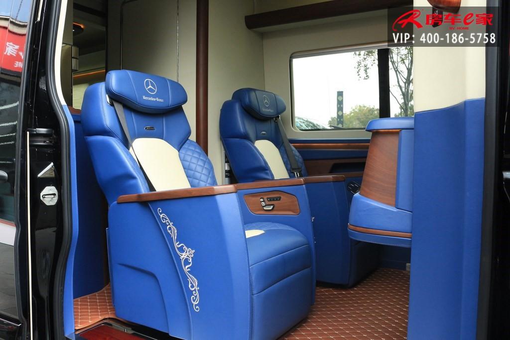 奔驰|斯宾特AM改装商旅房车