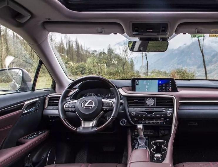 車視野—給你看得見的安全|雷克薩斯RX300的放心選擇