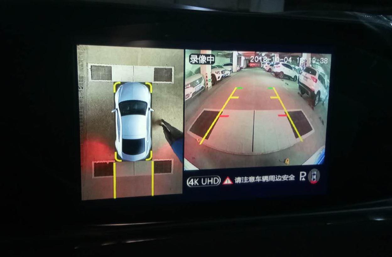 车视野—给你看得见的安全|雷克萨斯RX300的放心选择