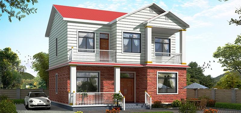 装配式钢结构别墅