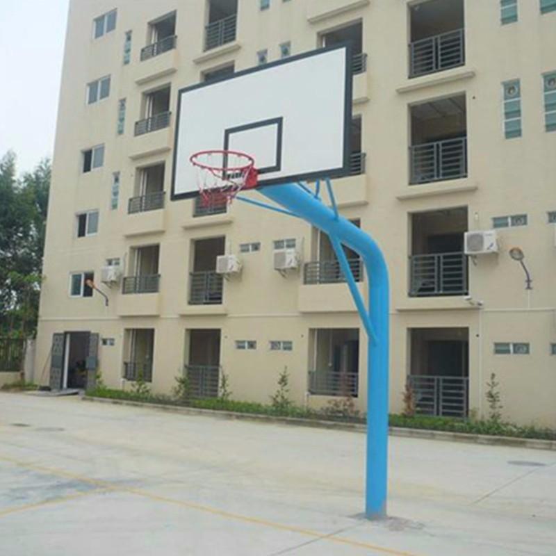 埋地式篮球架