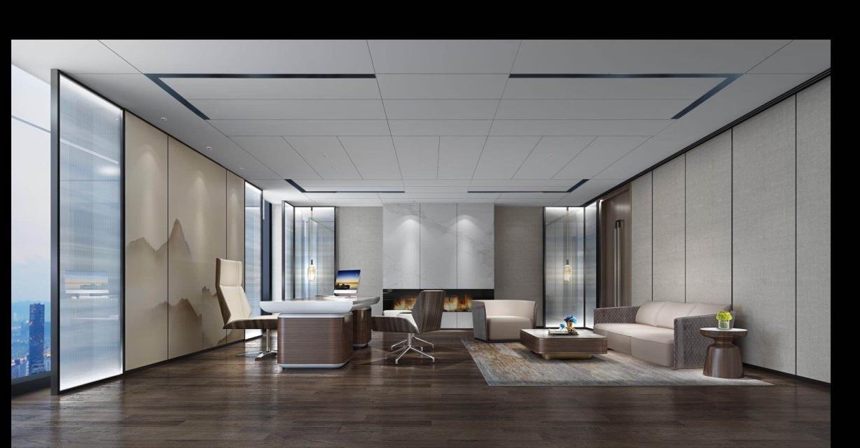 办公空间整装方案