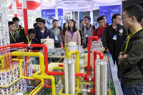 第九届中国国际流体机械展览会盛大开幕