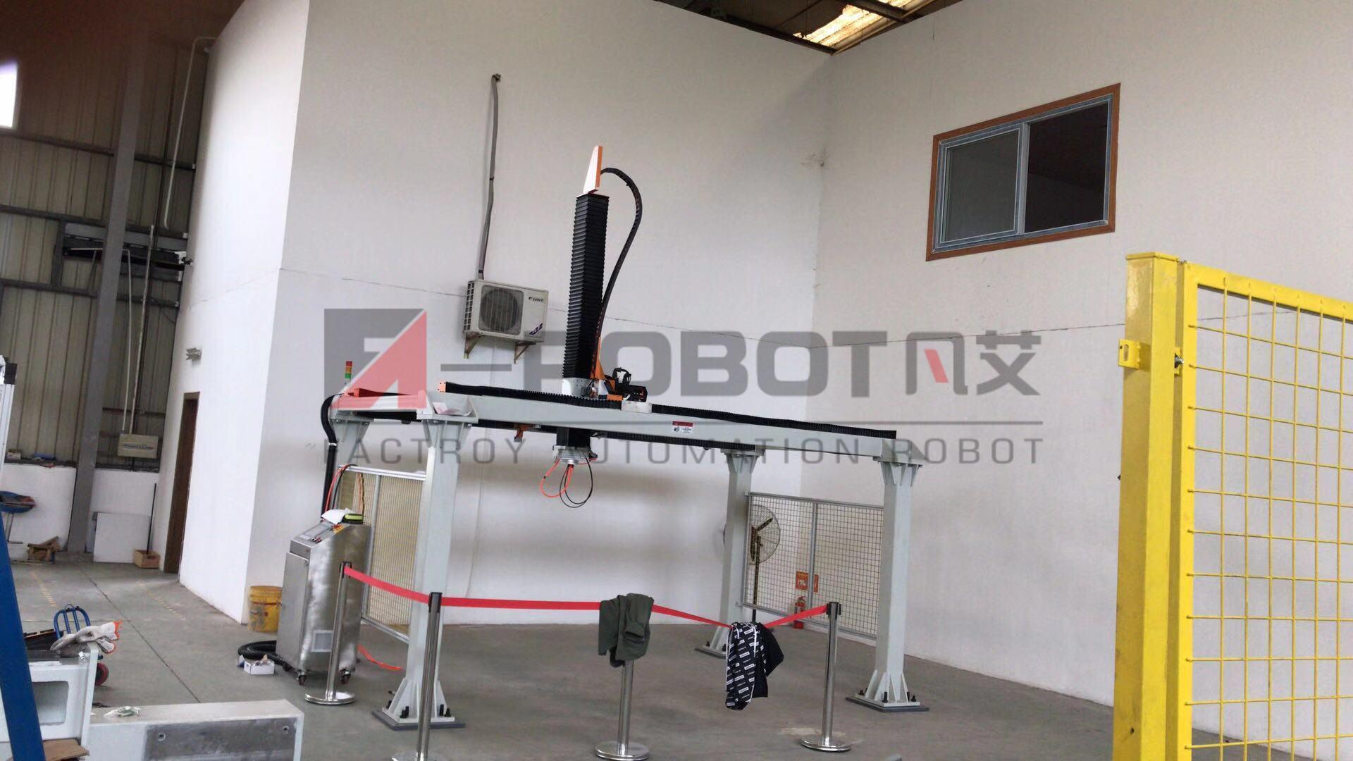 三轴龙门桁架机器人