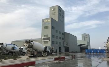 【项目展示】许昌恒众干粉砂浆成套设备
