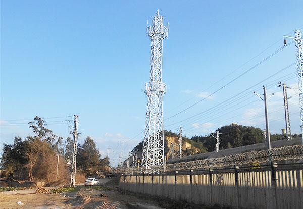 高速铁路通信塔