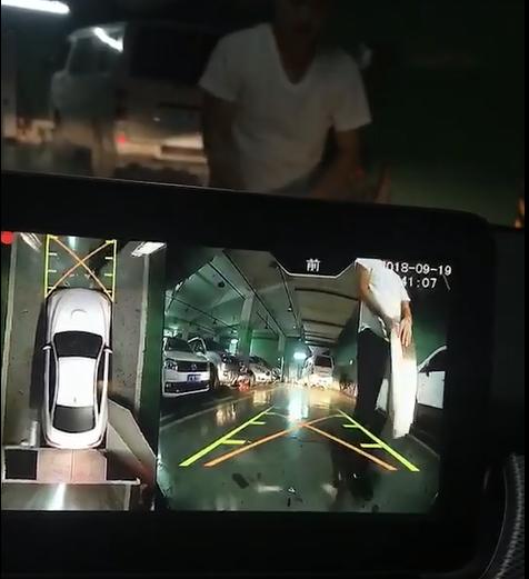 大众途观选择3D-8000全景+AHD超清大屏完美搭配,感受极致体验
