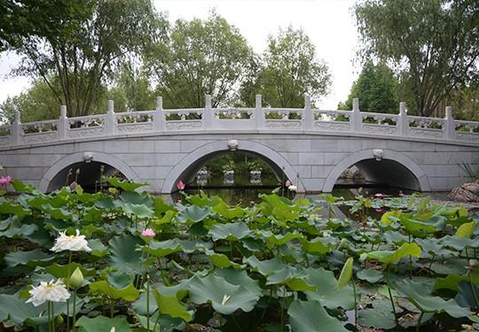 河南福寿园实景