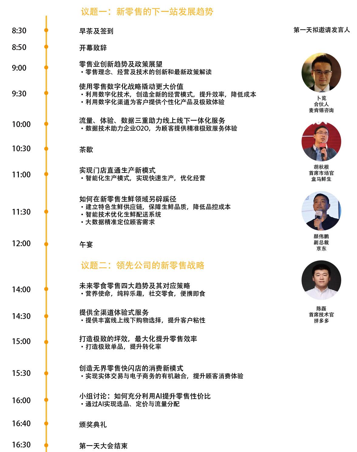 2018中国零售创新峰会