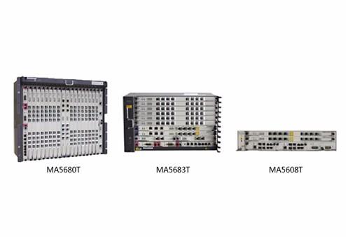SmartAX MA5680T 全球首款汇聚型OLT