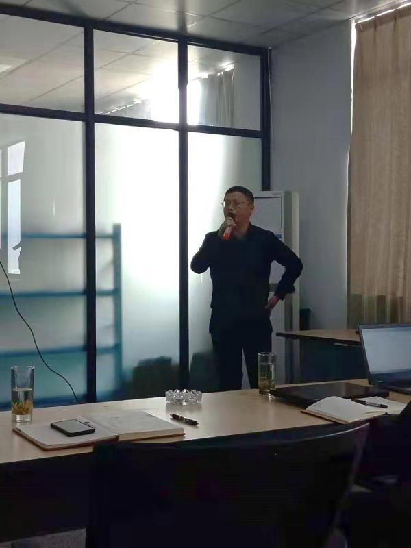 宁波某科技企业精益管理项目结案总结报道