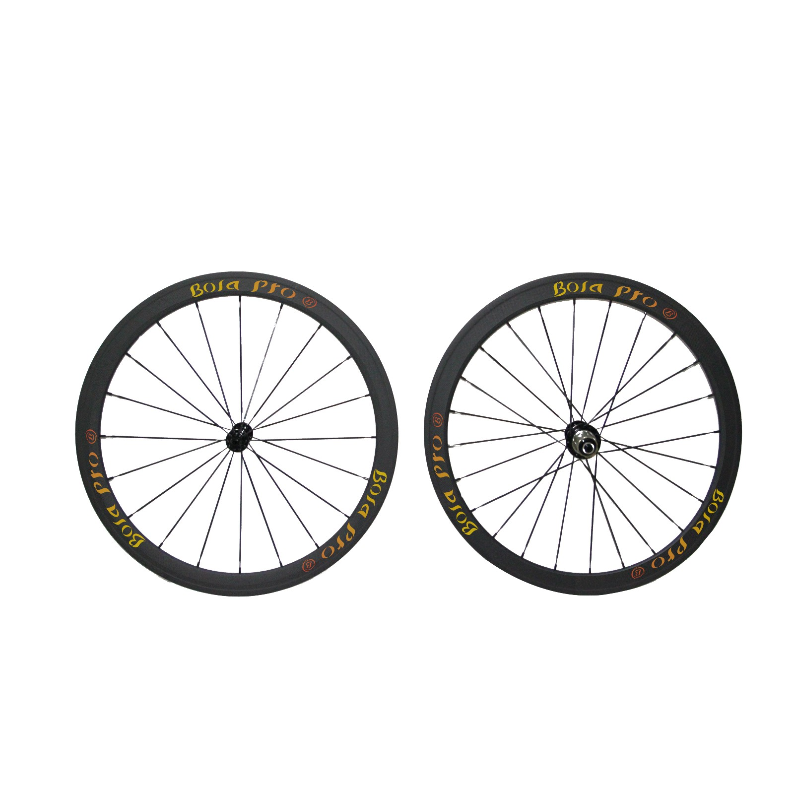 700C 38mm carbon wheelset with DT 350s