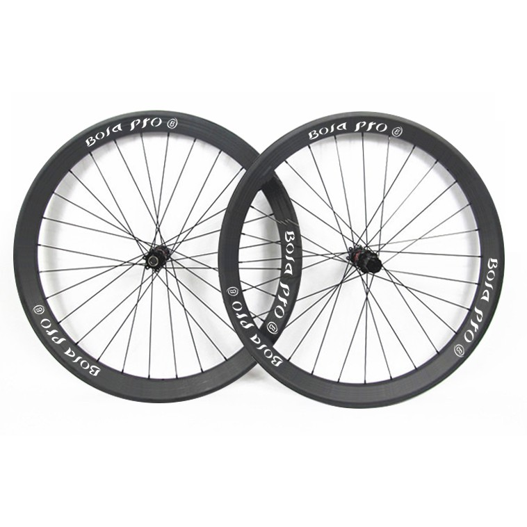 29er 36mm wide MTB carbon wheelset with enduro bearing hub
