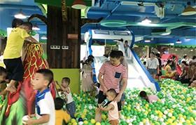 福建政和佳贝爱儿童主题乐园案例