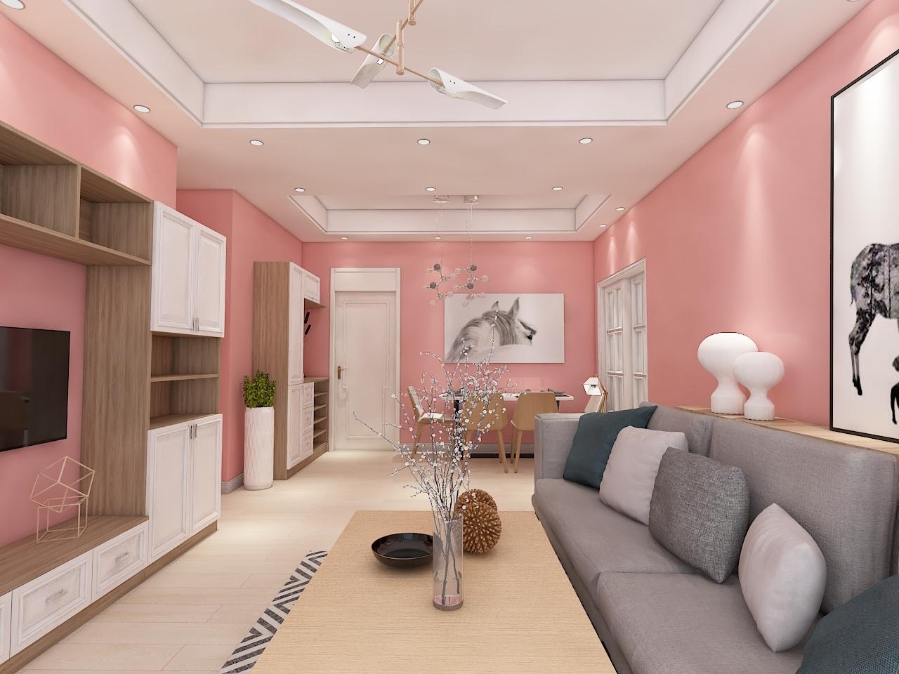 《粉色家年华》