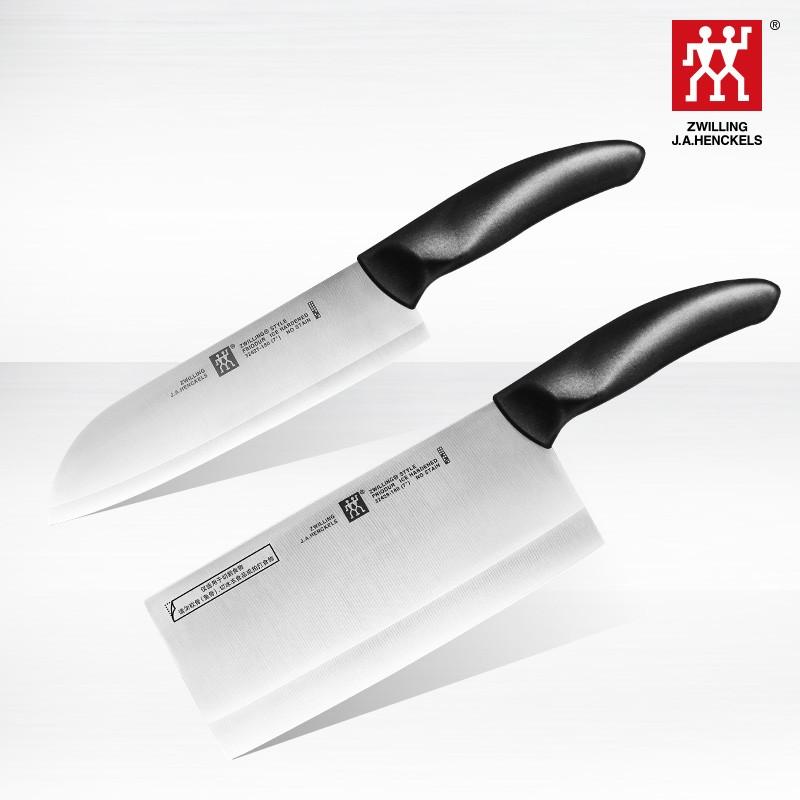 德国双立人刀不锈钢刀具套装