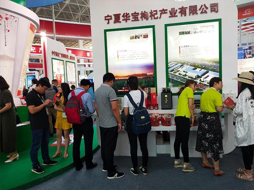 2018枸杞产业博览会——华宝枸杞新时代