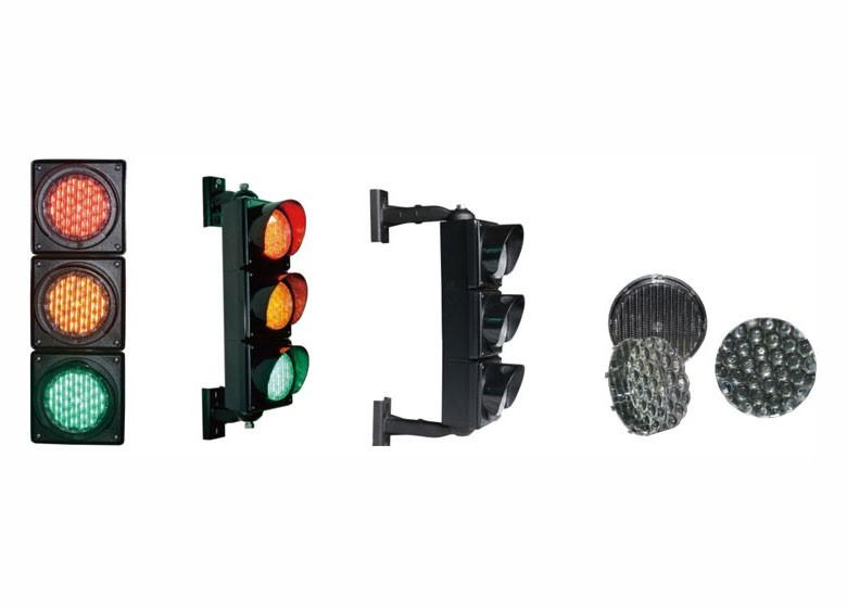 100mm交通信号灯系列