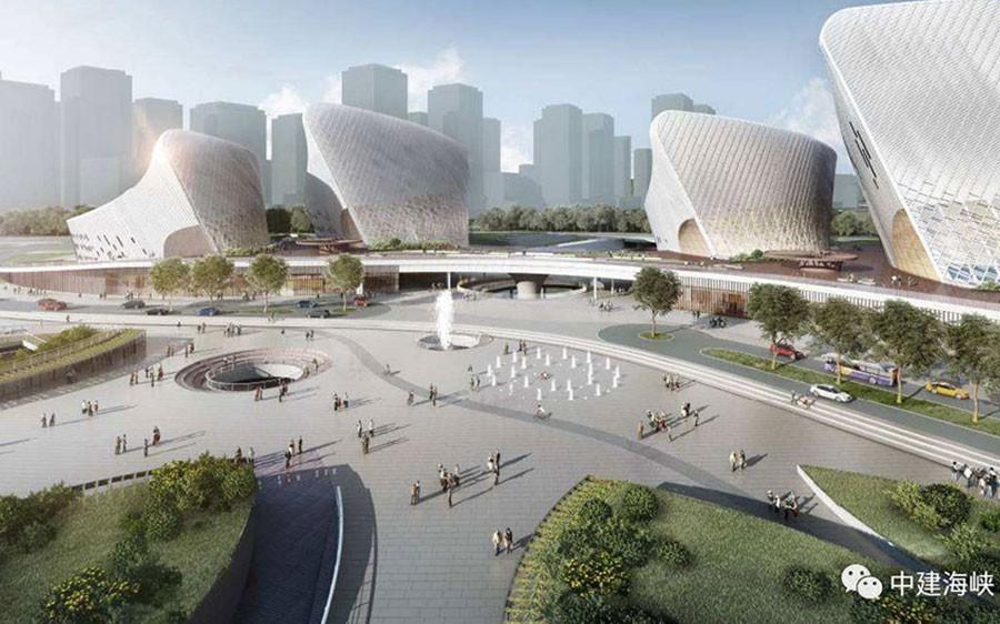 福建海峡文化艺术中心