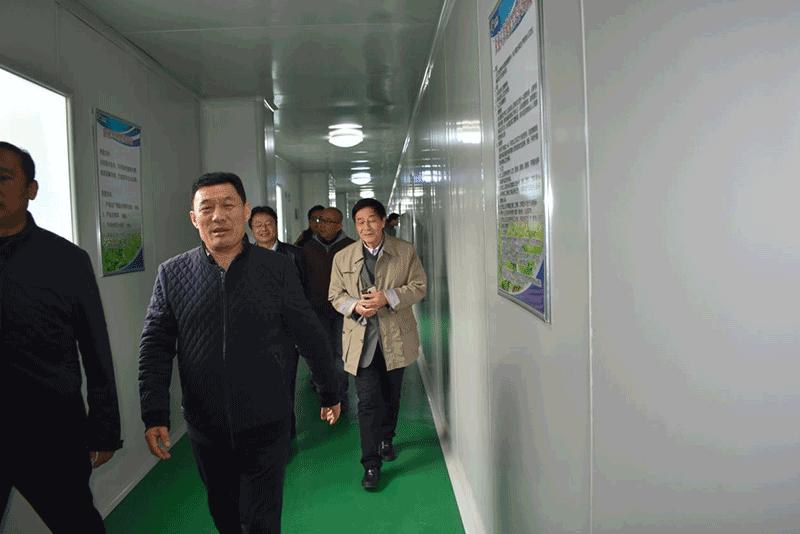 中科院赵启国院士工作站正式签约瑞德源
