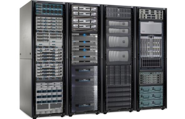 CCNA Data Center Cloud-Lab