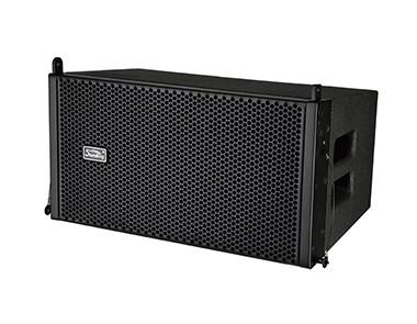 二分频全频线性阵列音箱G110