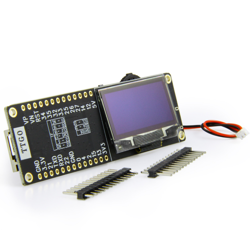 LILYGO® TTGO T-Eight Esp32 SH1106 1 3 inch OLED display(5
