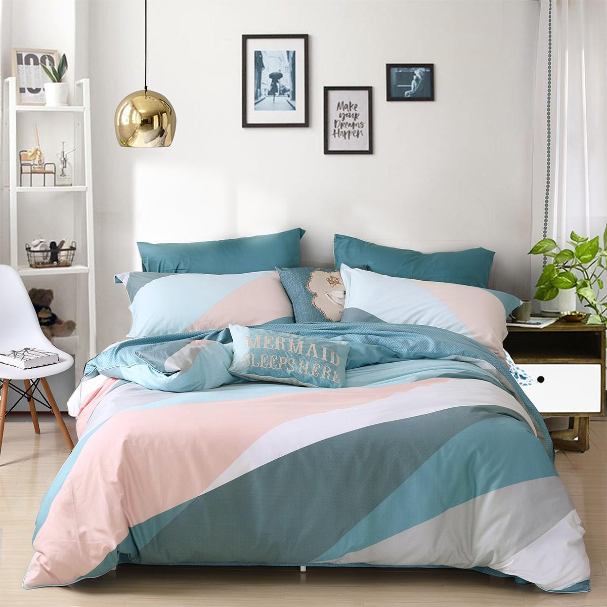 水星  全棉纯棉床上用品