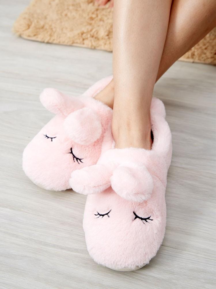 多样屋  棉拖鞋