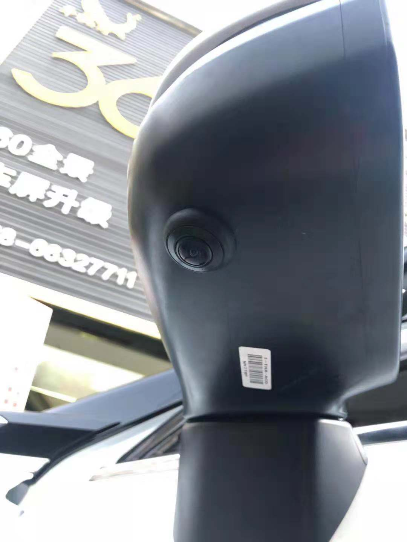 本田冠道升级车视野3D-8000全景,更安全,尽享行车乐趣
