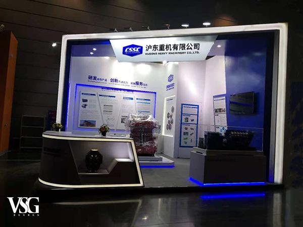 沪东重机无锡展览展示