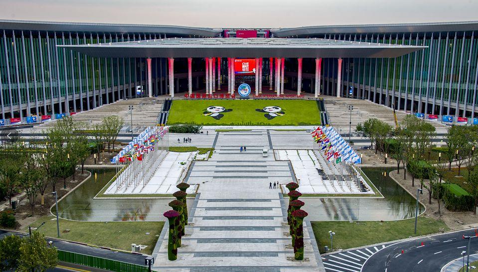 约定2019!第二届中国国际进口博览会来啦