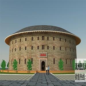 江西南康-中式振幅樓