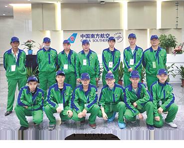 中国南方航空信息大厦新装修治理除甲醛袪霉防霉空气净化
