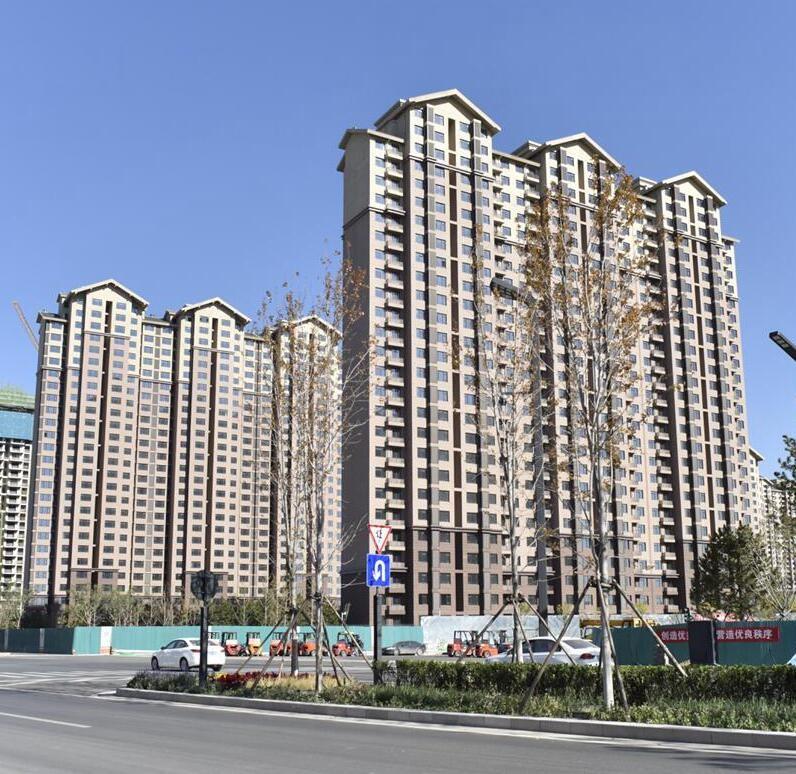 北京城市副中心-后北营项目