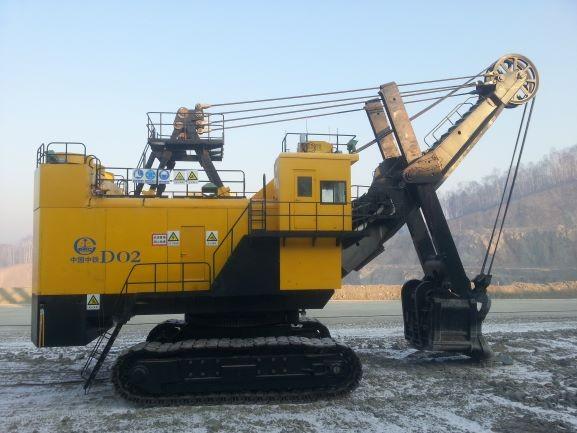 WKH-12机械式正铲挖掘机