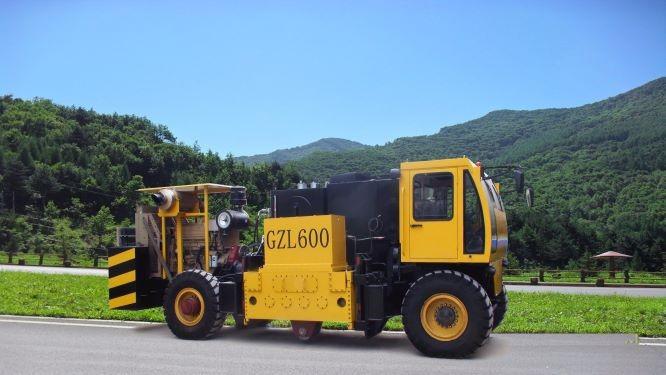 GZL600全浮动共振破碎机