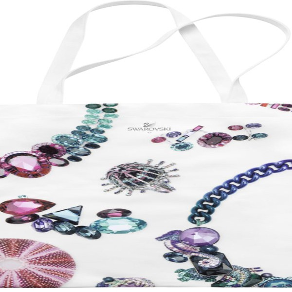 Tote Bag with Pattern  图案单肩背