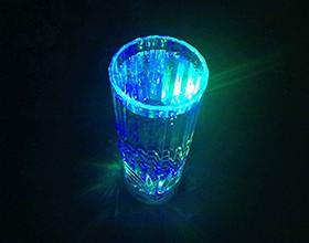 LED light-emitting cup